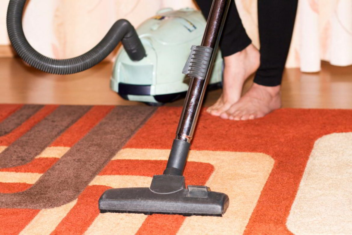 How to Deal With Dirty Carpets