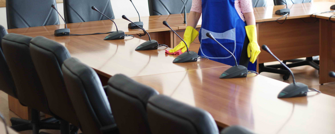 An Easy Way to Make Employees More Productive Through Commercial Cleaning