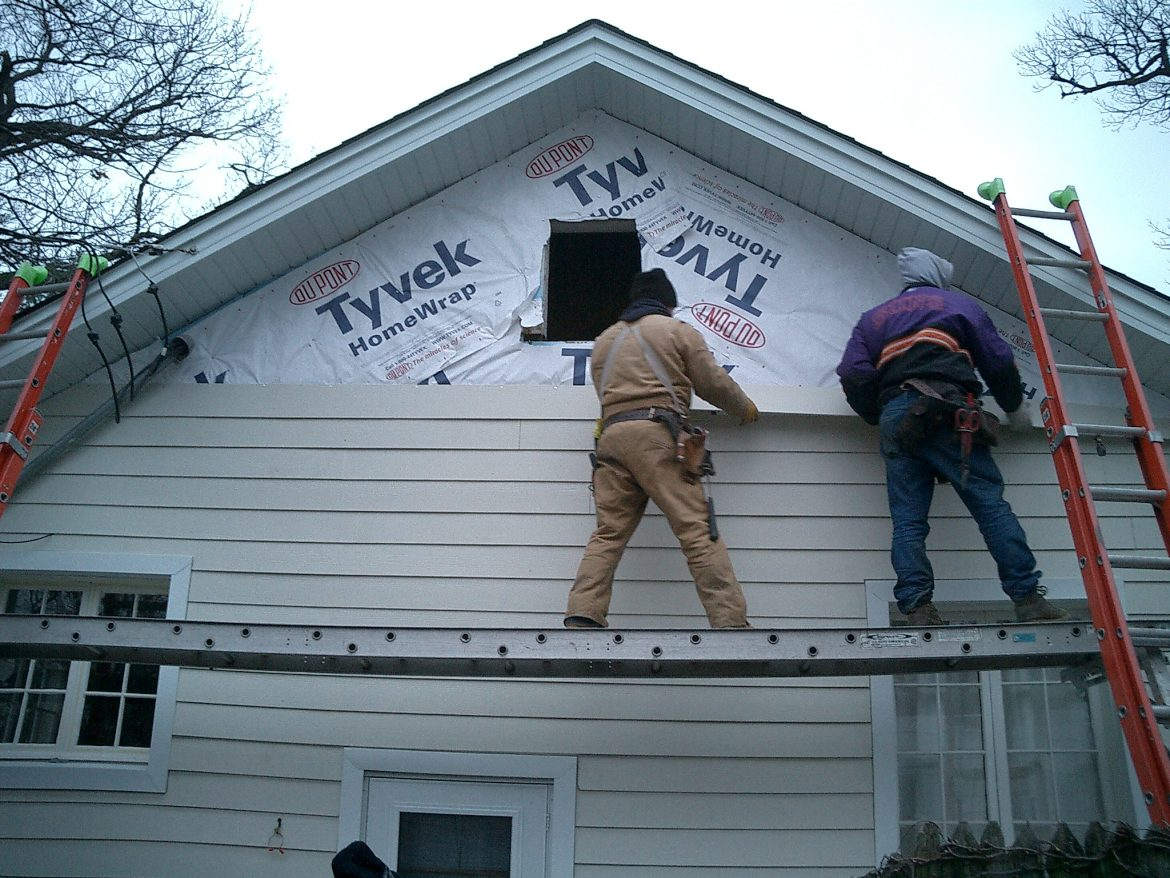 4 Benefits of Installing Vinyl Siding