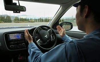 Missile Maker Adapts Guidance Systems for Self-Driving Cars
