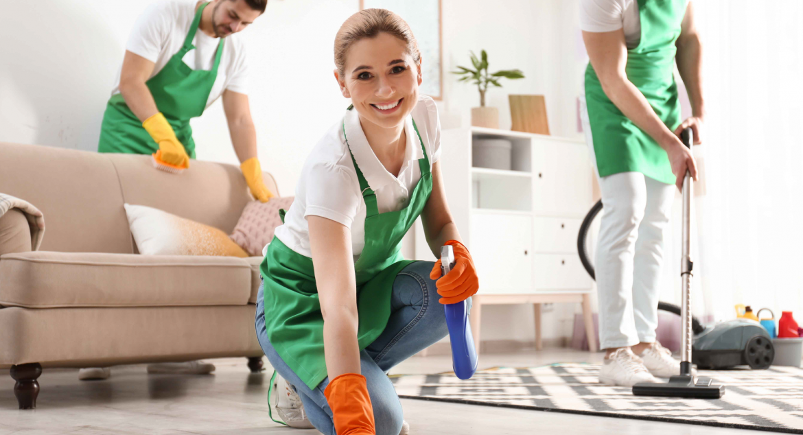 Why You Should Start a Cleaning Business