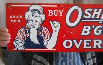 vintage signs ebay