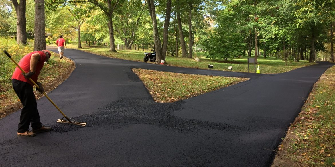 How Businesses Save Money on Commercial Asphalt Paving