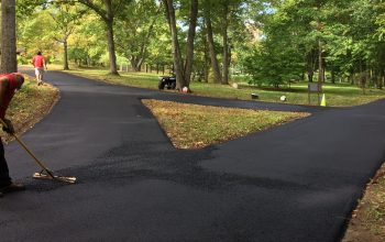 diy asphalt driveway cost