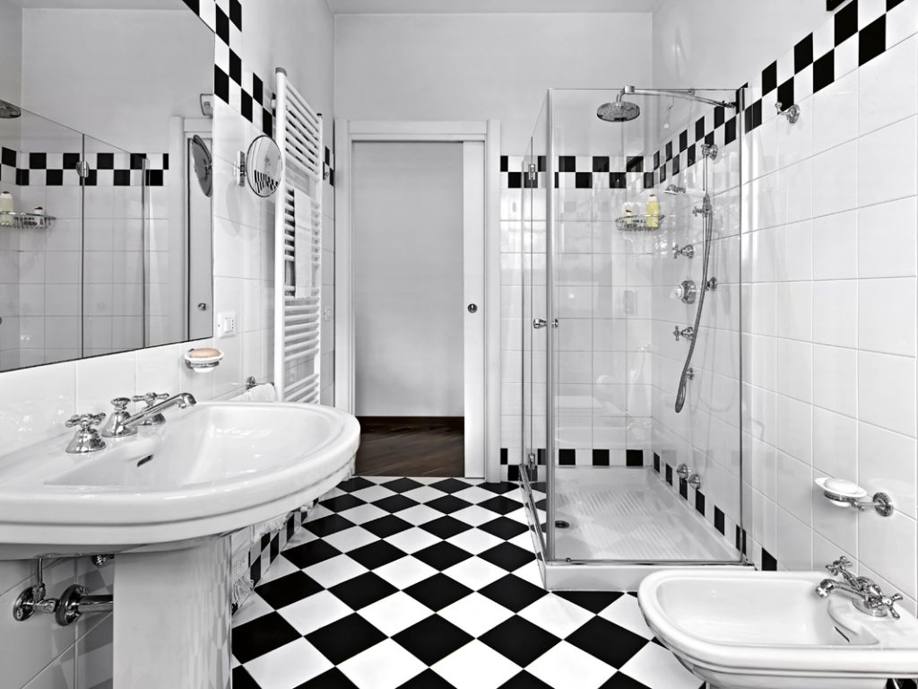 How to Deal With Water Damage Under Shower Tiles
