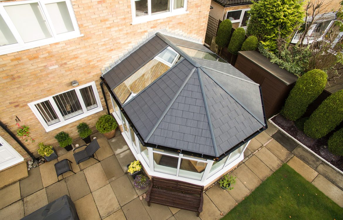 The Best Material For Conservatory Roof Replacement