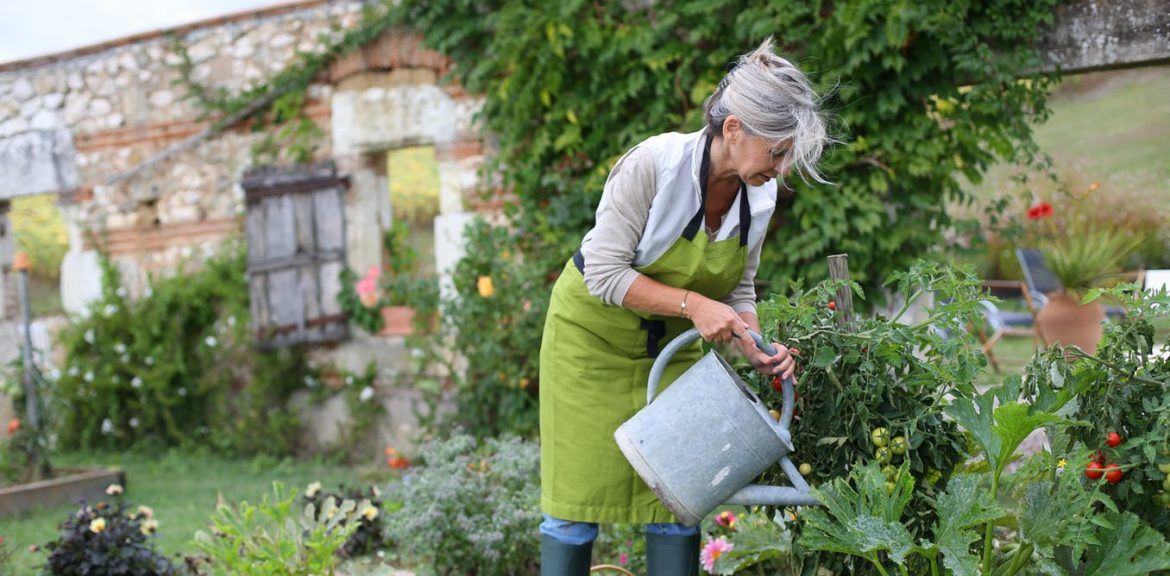 Injecting Life Into Your Garden