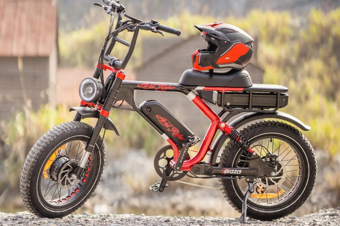 What Are The Benefits of Fat Tires For E Bikes?