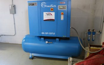 ingersoll rand industrial air compressor